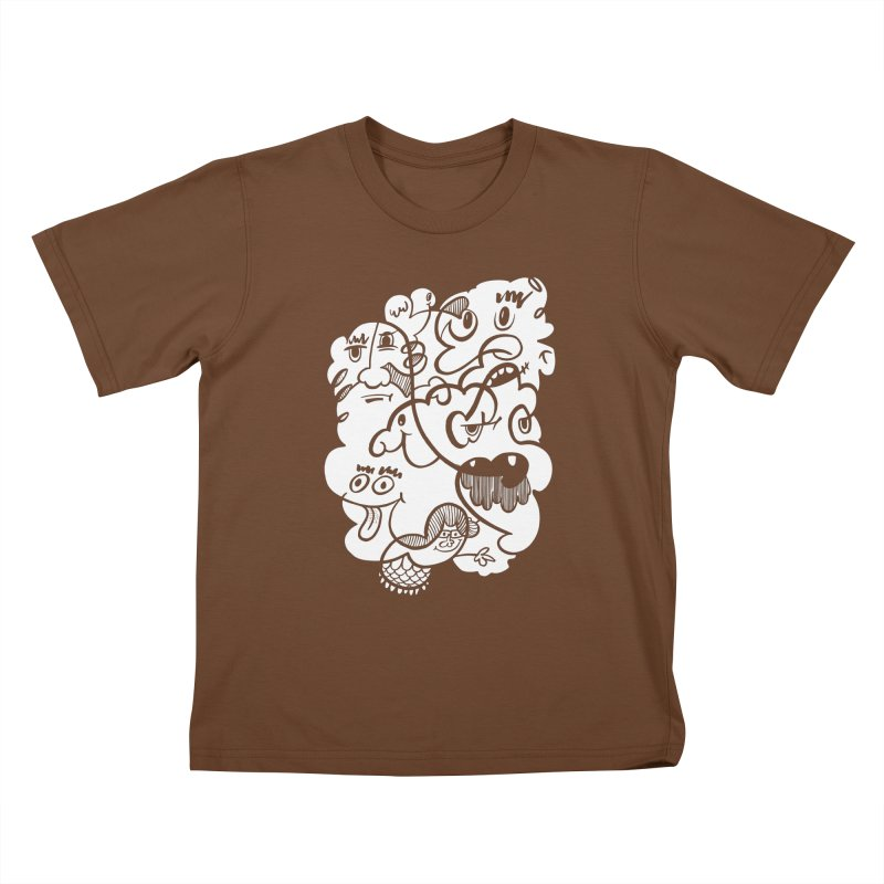 Just another doodle Kids T-Shirt by Favati