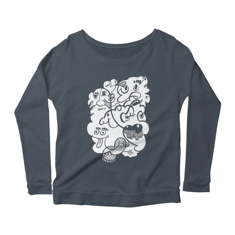 Just another doodle Women's Longsleeve T-Shirt by Favati