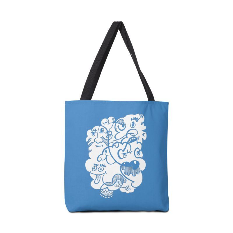 Just another doodle Accessories Tote Bag Bag by Favati