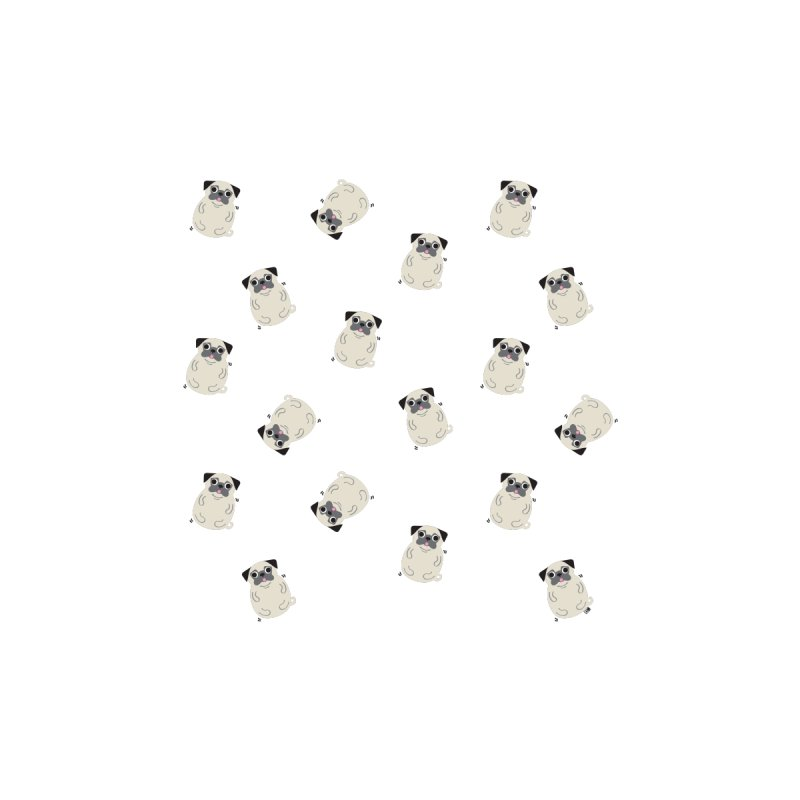 Rollie Pug Accessories Face Mask by Fawn Products' Artist Shop