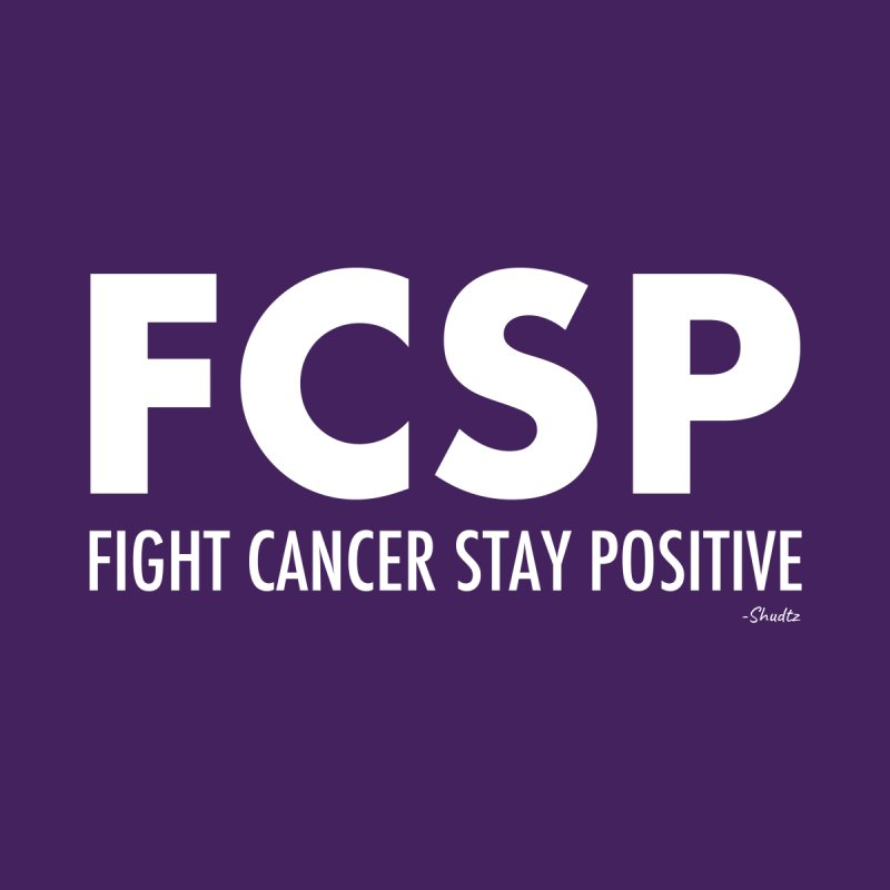 Fight Cancer (White Font) Kids Toddler Pullover Hoody by The FCSP Foundation Shop