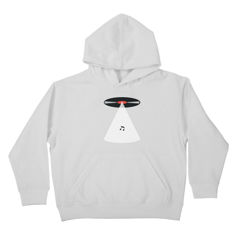 Abduction Kids Pullover Hoody by fdegrossi's Artist Shop