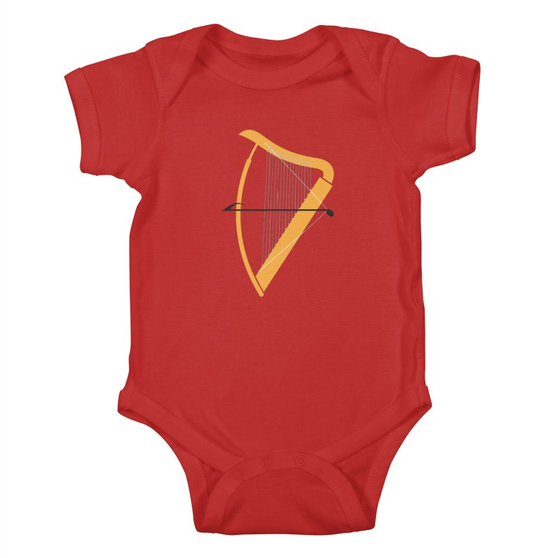 Archery Kids Baby Bodysuit by fdegrossi's Artist Shop