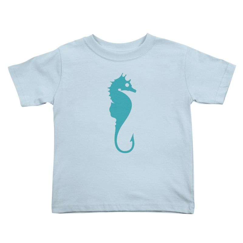 Bait Kids Toddler T-Shirt by fdegrossi's Artist Shop