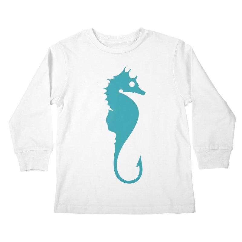 Bait Kids Longsleeve T-Shirt by fdegrossi's Artist Shop