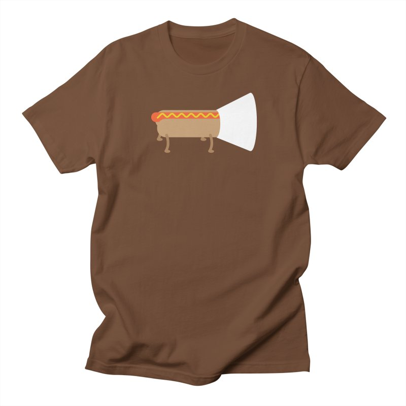 Dog Men's T-shirt by fdegrossi's Artist Shop