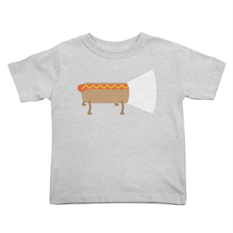 Dog Kids Toddler T-Shirt by fdegrossi's Artist Shop