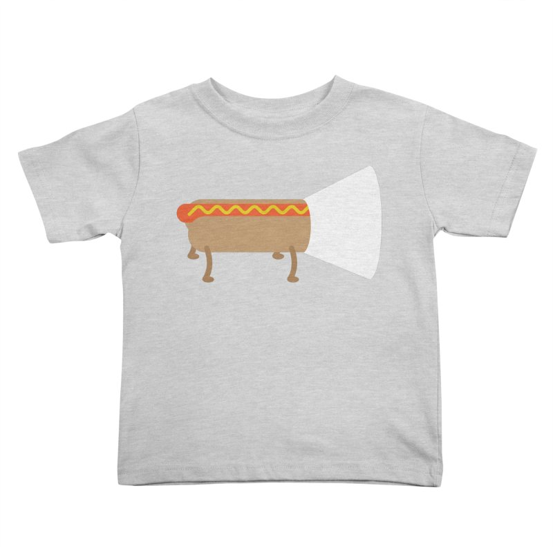 Dog Kids Toddler T-Shirt by fdegrossi's Artist Shop