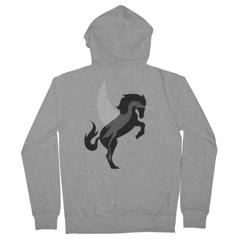 Fable Men's Zip-Up Hoody by fdegrossi's Artist Shop
