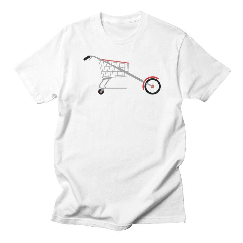 Shopper Men's T-shirt by fdegrossi's Artist Shop