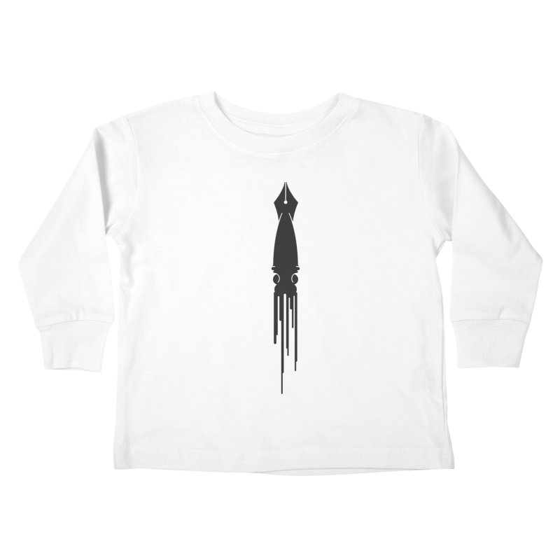 Tint Kids Toddler Longsleeve T-Shirt by fdegrossi's Artist Shop