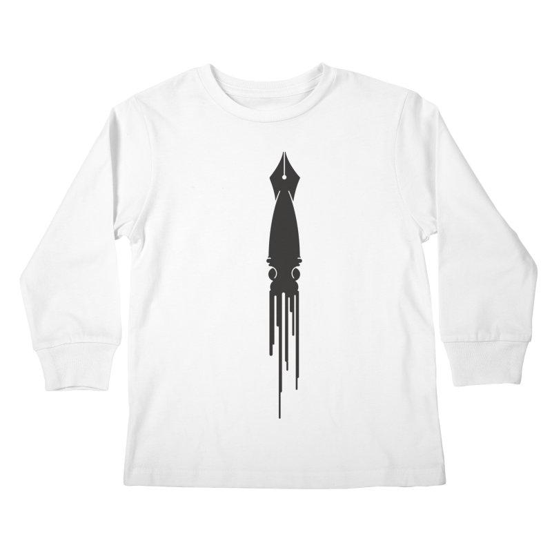 Tint Kids Longsleeve T-Shirt by fdegrossi's Artist Shop