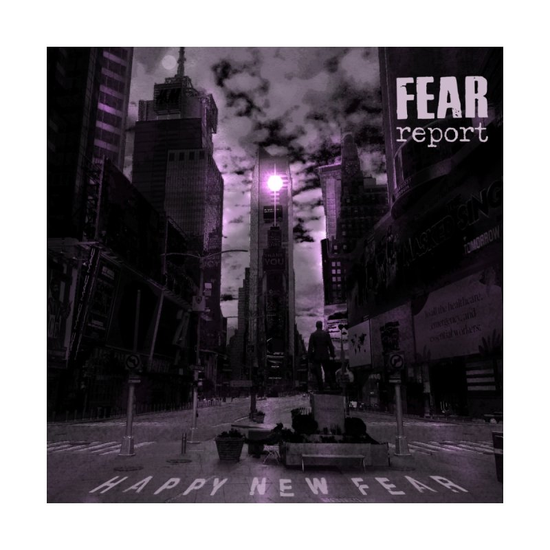 Fear Report - Happy New Fear Women's T-Shirt by Fear Report Swag