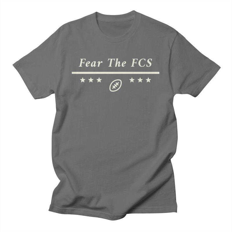 Original Fear The FCS Logo Men's T-Shirt by Fear The FCS Shop