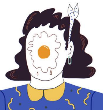 Federica Ubaldo's Soul Food Shop Logo
