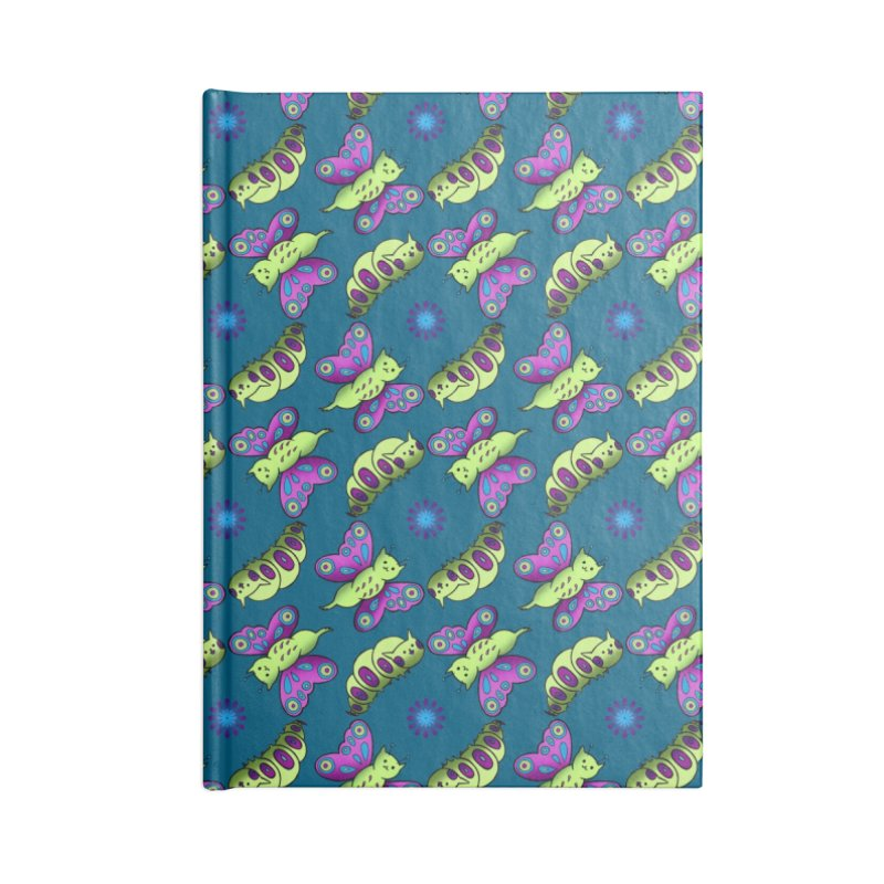 Caterpillar Accessories Notebook by Feeping Creatures Artist Shop