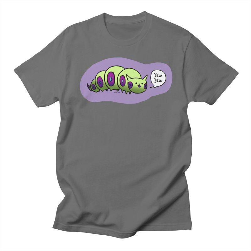 Caterpillar Men's T-Shirt by Feeping Creatures Artist Shop