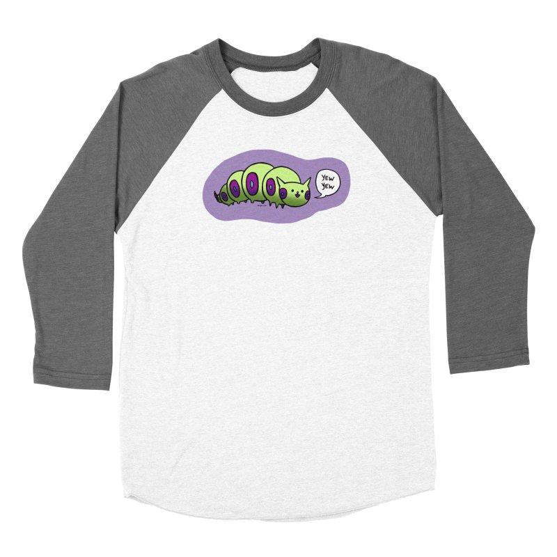 Caterpillar Women's Longsleeve T-Shirt by Feeping Creatures Artist Shop