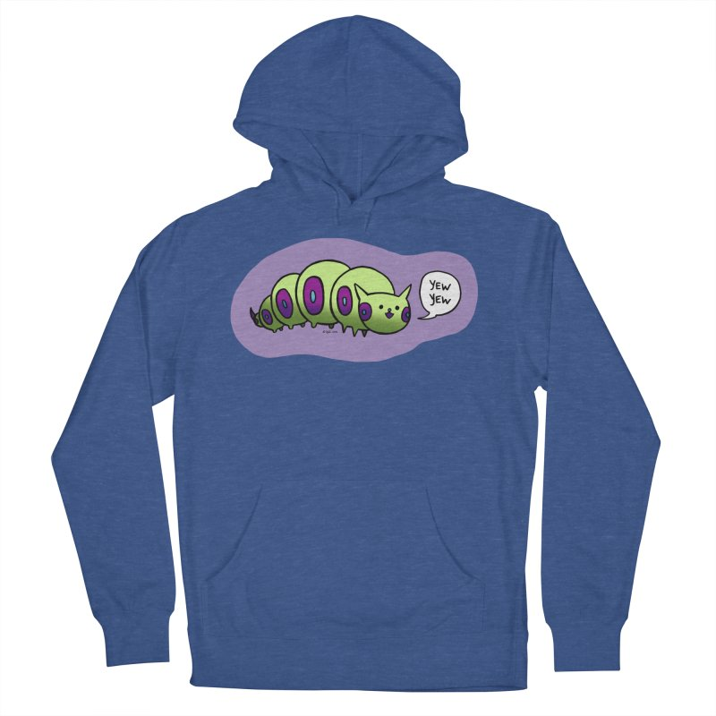 Caterpillar Women's French Terry Pullover Hoody by Feeping Creatures Artist Shop