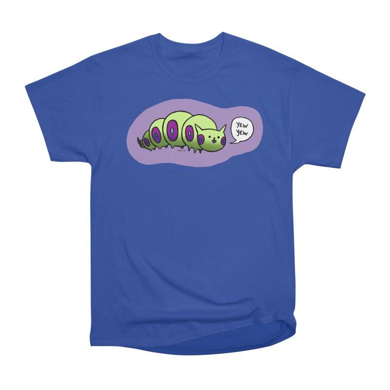 Caterpillar Men's Classic T-Shirt by Feeping Creatures Artist Shop