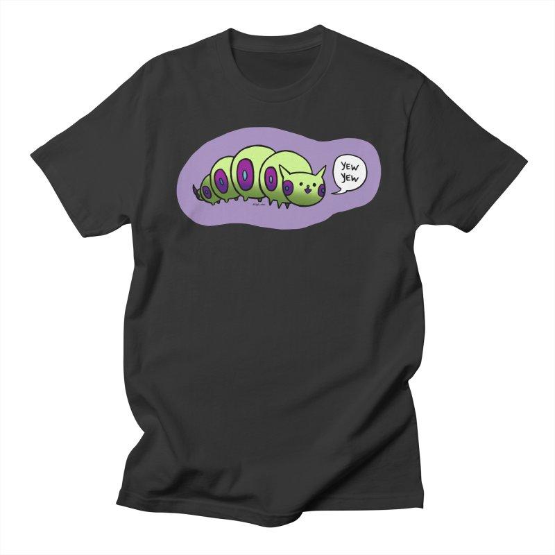 Caterpillar Women's Unisex T-Shirt by Feeping Creatures Artist Shop