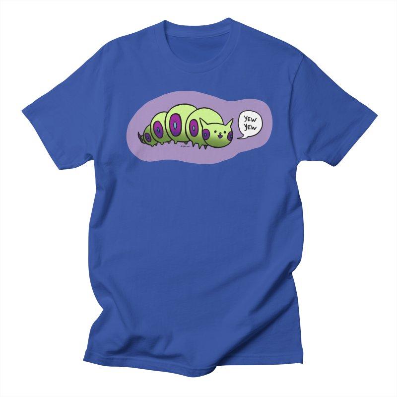 Caterpillar Men's Regular T-Shirt by Feeping Creatures Artist Shop