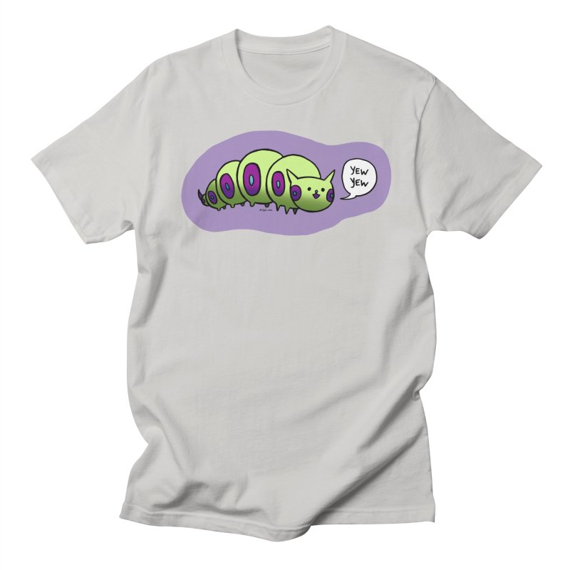 Caterpillar Women's Regular Unisex T-Shirt by Feeping Creatures Artist Shop