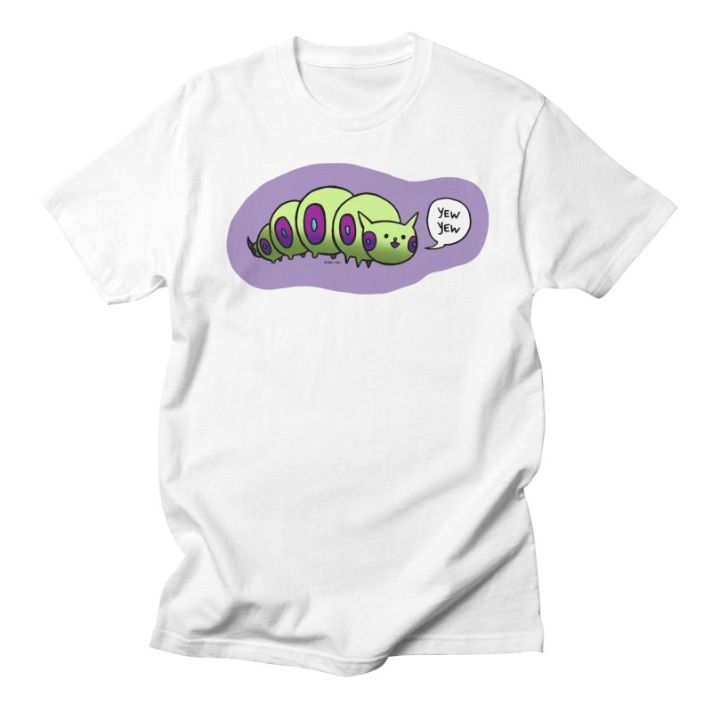 Caterpillar Men's Regular T-Shirt by Feeping Creatures Artist Shop