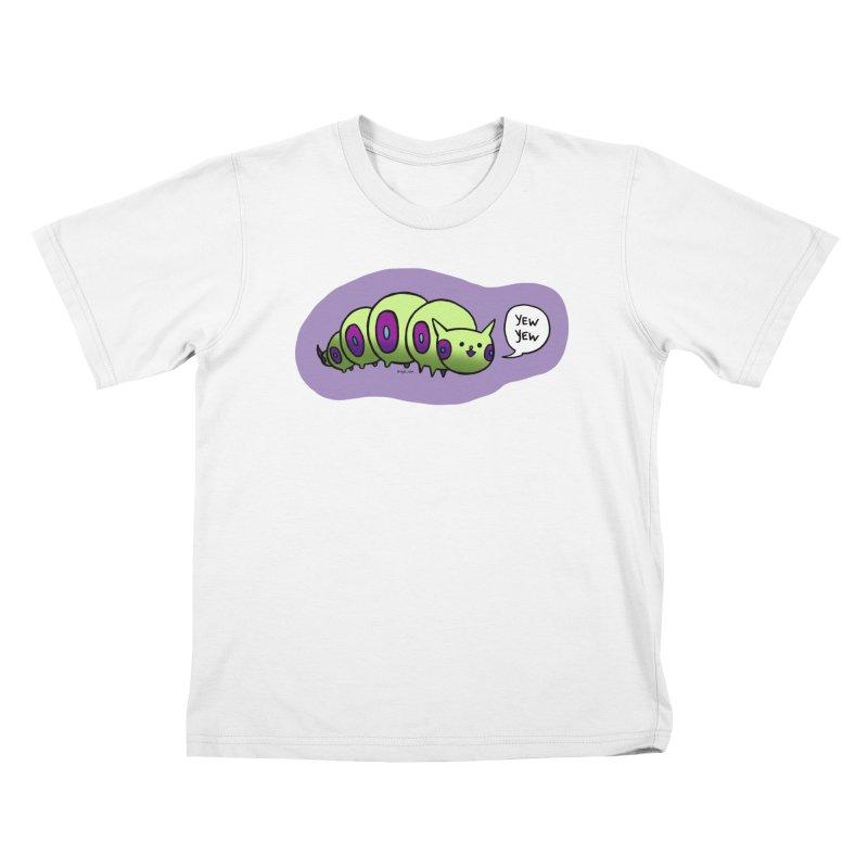 Caterpillar Kids T-Shirt by Feeping Creatures Artist Shop