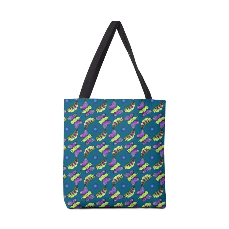 Caterpillar Accessories Tote Bag Bag by Feeping Creatures Artist Shop