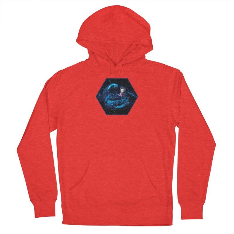 Buzz Nyaldrin the Catstronaut Men's Pullover Hoody by Feeping Creatures Artist Shop