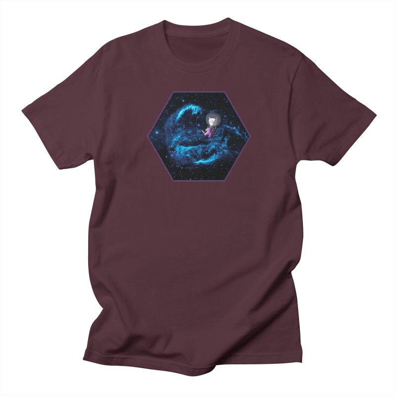 Buzz Nyaldrin the Catstronaut Women's Unisex T-Shirt by Feeping Creatures Artist Shop