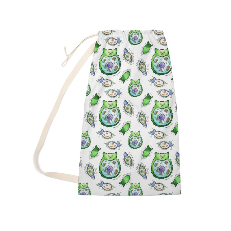 Toxoplasmoids Accessories Laundry Bag Bag by Feeping Creatures Artist Shop