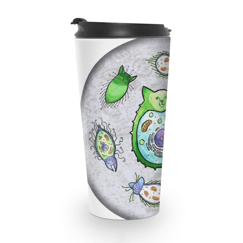 Toxoplasmoids Accessories Travel Mug by Feeping Creatures Artist Shop
