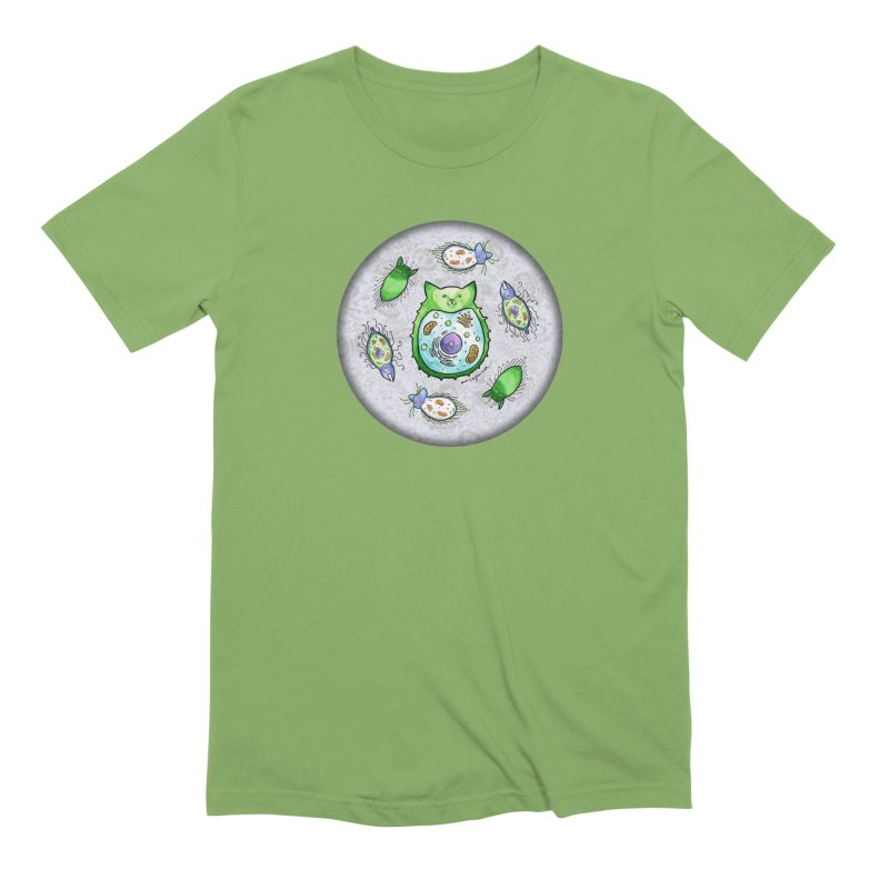 Toxoplasmoids Men's Extra Soft T-Shirt by Feeping Creatures Artist Shop