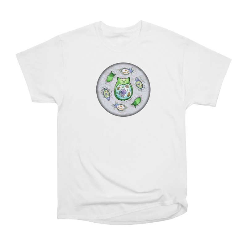 Toxoplasmoids Men's Heavyweight T-Shirt by Feeping Creatures Artist Shop