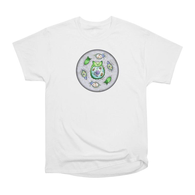 Toxoplasmoids Women's Heavyweight Unisex T-Shirt by Feeping Creatures Artist Shop