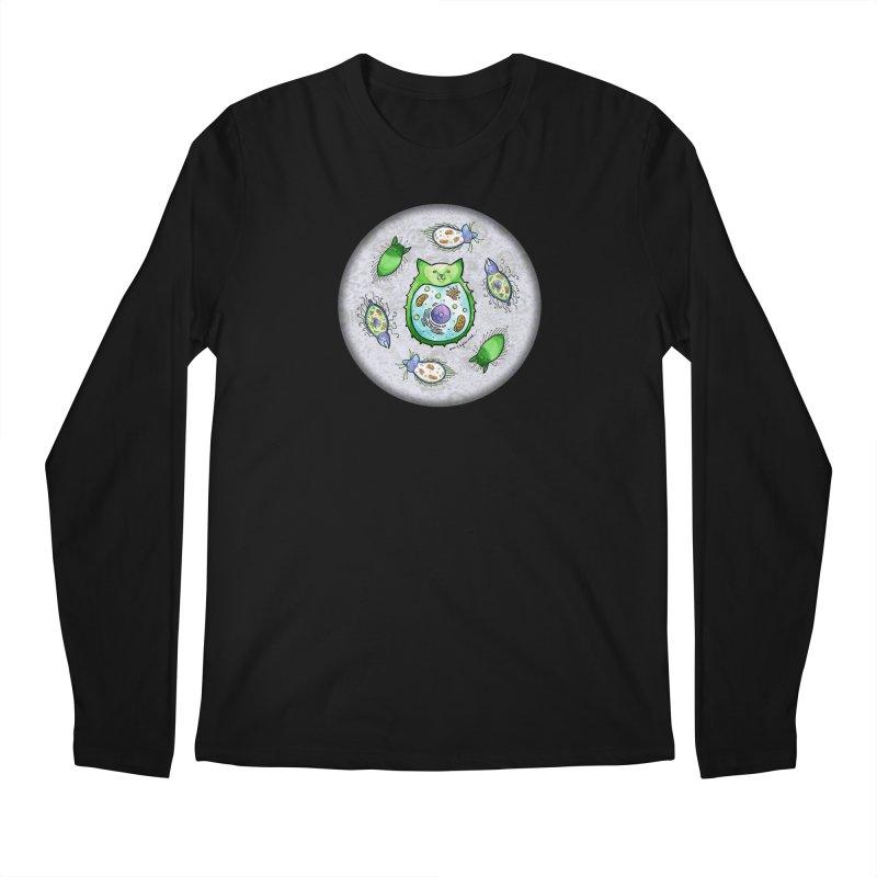 Toxoplasmoids Men's Longsleeve T-Shirt by Feeping Creatures Artist Shop