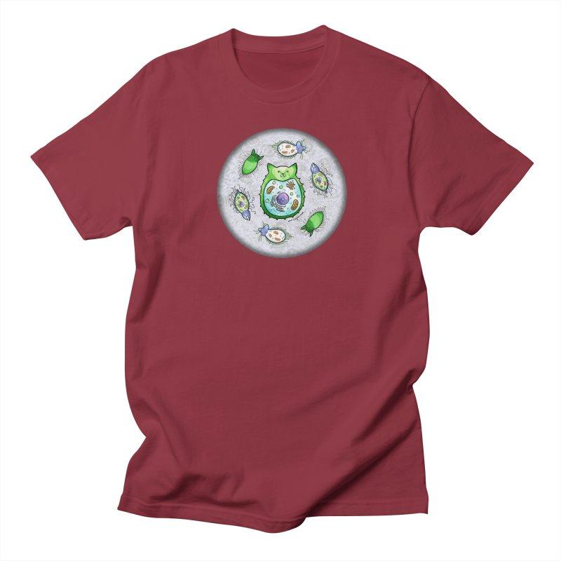 Toxoplasmoids Women's Regular Unisex T-Shirt by Feeping Creatures Artist Shop