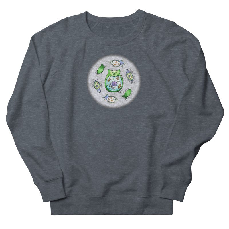 Toxoplasmoids Women's French Terry Sweatshirt by Feeping Creatures Artist Shop