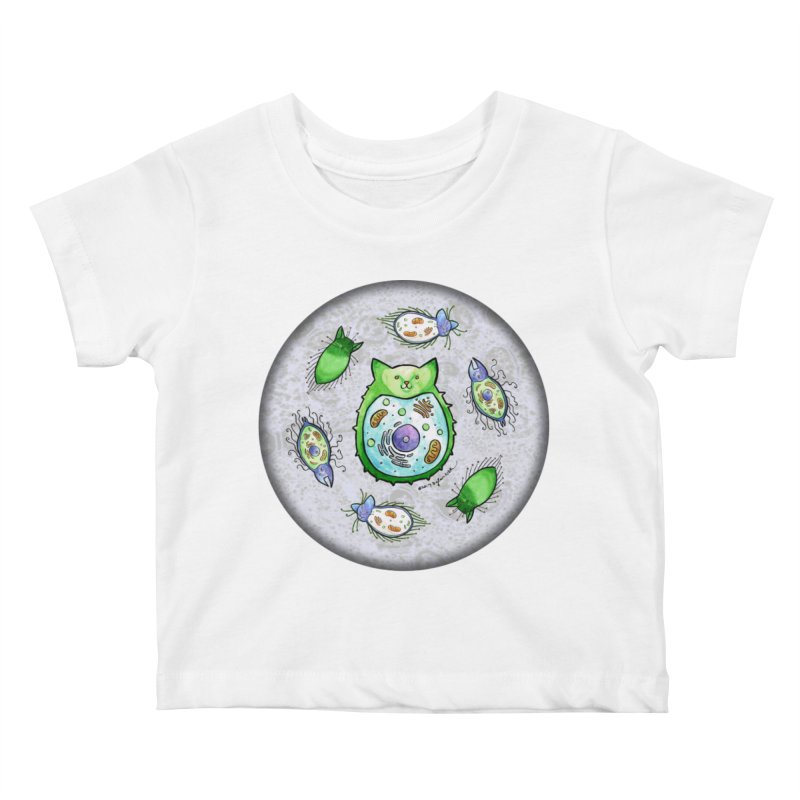 Toxoplasmoids Kids Baby T-Shirt by Feeping Creatures Artist Shop