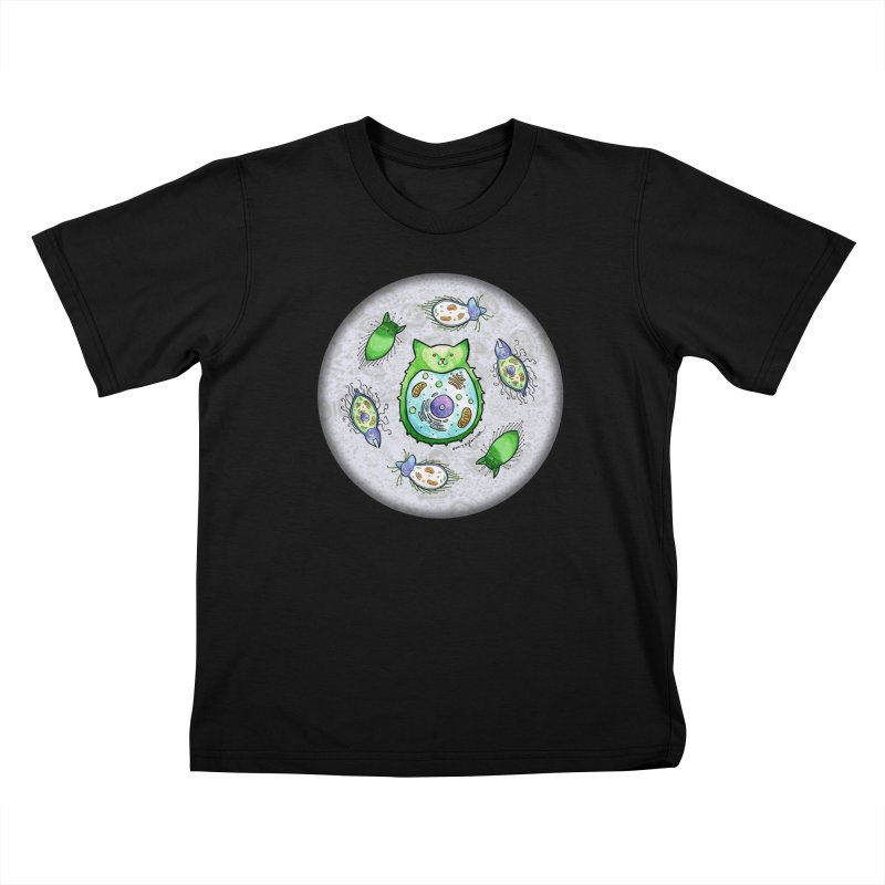 Toxoplasmoids Kids T-Shirt by Feeping Creatures Artist Shop