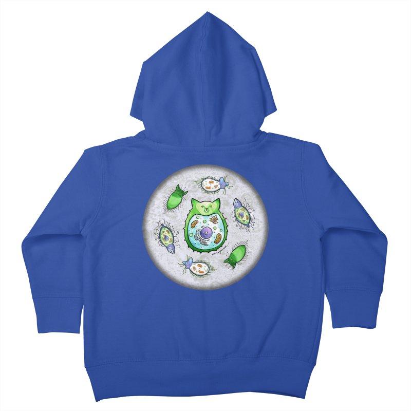 Toxoplasmoids Kids Toddler Zip-Up Hoody by Feeping Creatures Artist Shop