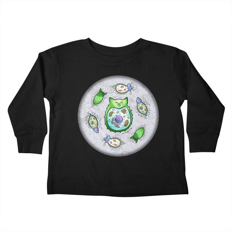 Toxoplasmoids Kids Toddler Longsleeve T-Shirt by Feeping Creatures Artist Shop