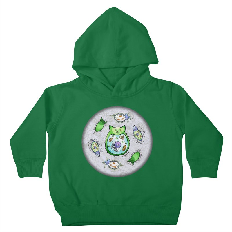 Toxoplasmoids Kids Toddler Pullover Hoody by Feeping Creatures Artist Shop