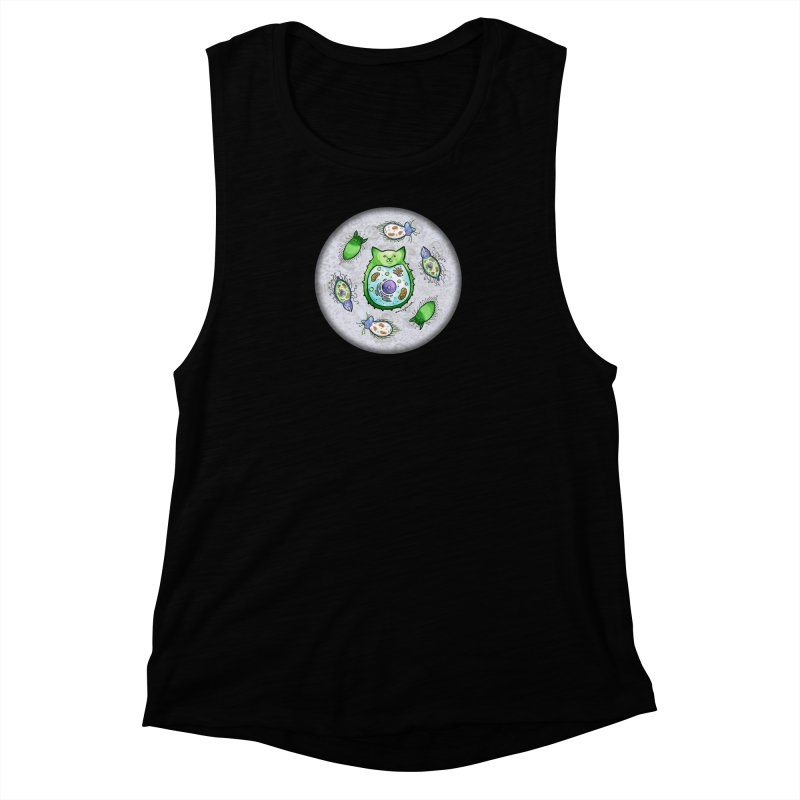 Toxoplasmoids Women's Muscle Tank by Feeping Creatures Artist Shop