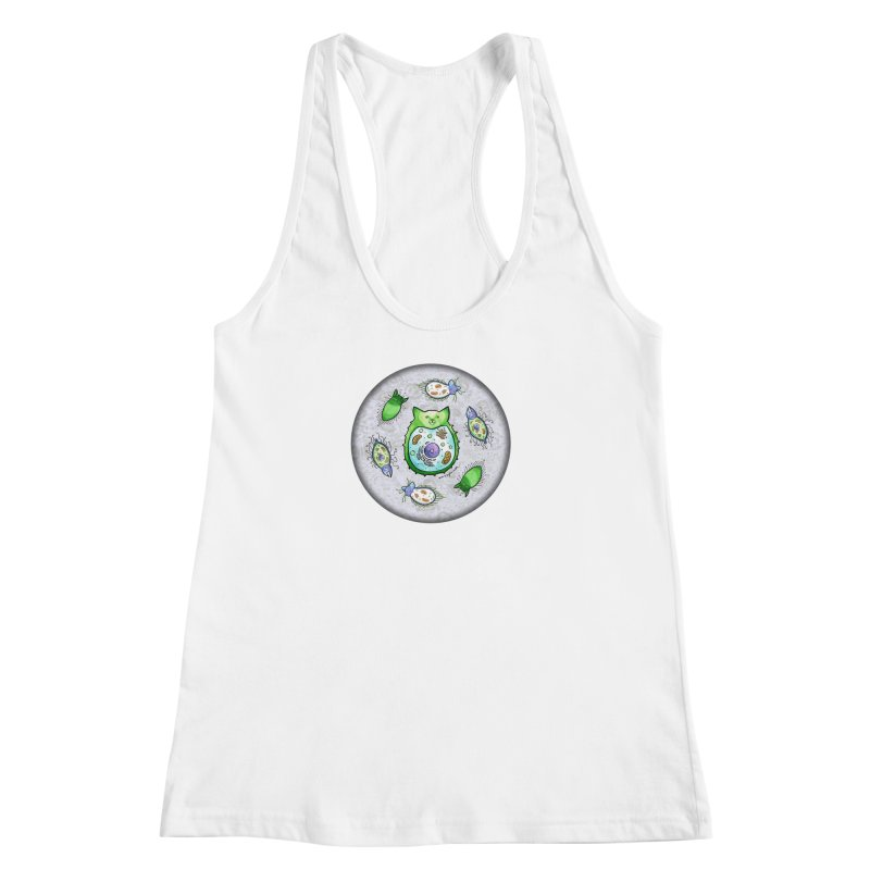 Toxoplasmoids Women's Racerback Tank by Feeping Creatures Artist Shop