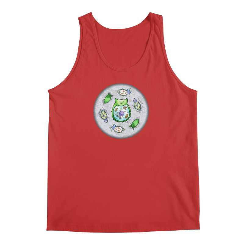 Toxoplasmoids Men's Tank by Feeping Creatures Artist Shop