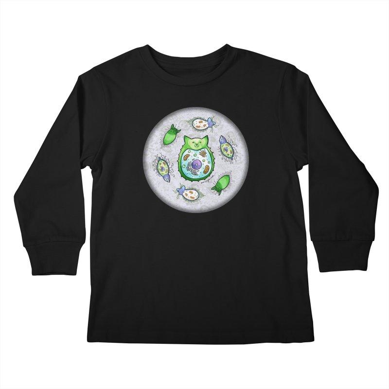 Toxoplasmoids Kids Longsleeve T-Shirt by Feeping Creatures Artist Shop