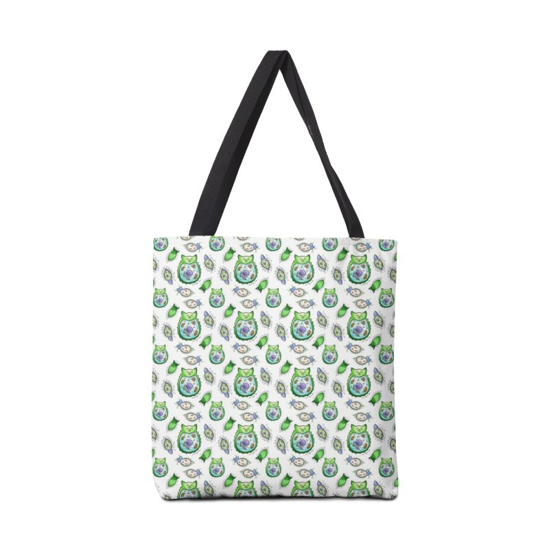 Toxoplasmoids Accessories Bag by Feeping Creatures Artist Shop